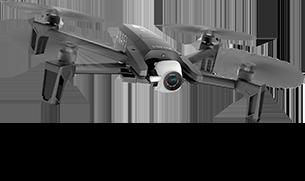 Gå til drone