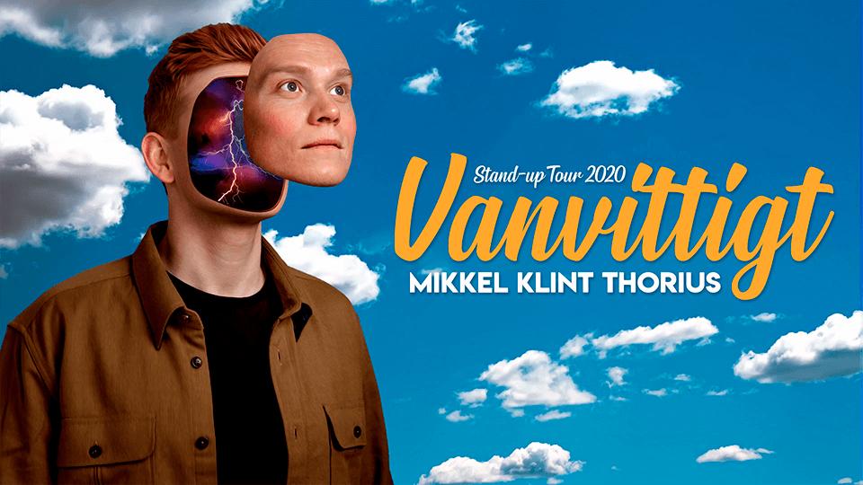 Annoncering for Mikkel Klint Thorius